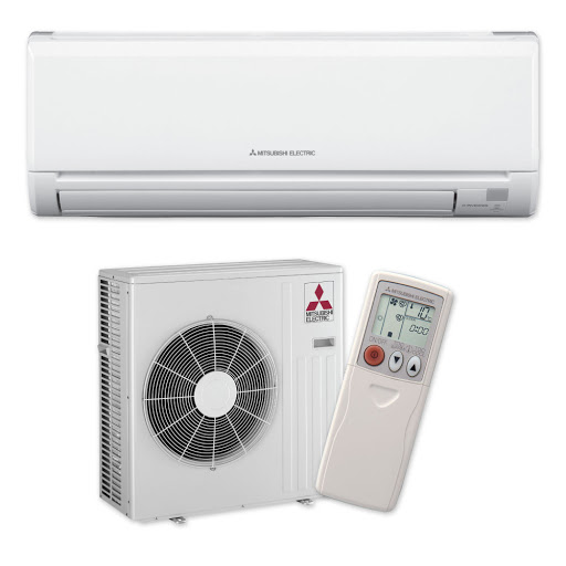 Mitsubishi mini-split A/C/