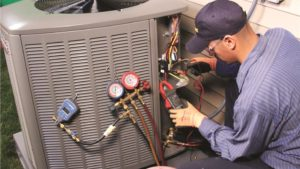 Certified Technicians will perform air conditioner repair